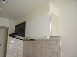 コート新栄のキッチン収納(イメージ)