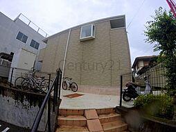 兵庫県川西市小花1丁目の賃貸マンションの外観