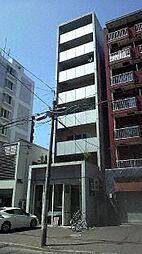 北海道札幌市中央区南一条西22丁目の賃貸マンションの外観