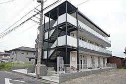 千葉県千葉市中央区寒川町1丁目の賃貸マンションの外観