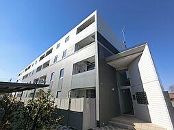 千葉県成田市三里塚の賃貸マンションの外観