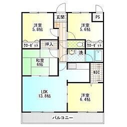 国府津駅 8.2万円