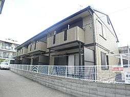 シティハイム 福寿[1階]の外観