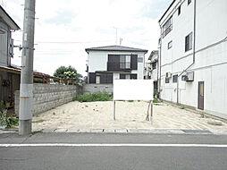 笠間市友部駅前