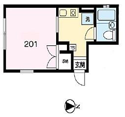 ソフィアステート[2階]の間取り