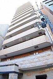 プレサンス心斎橋ラヴィ[12階]の外観