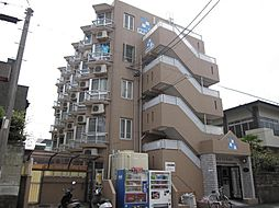 プレスイン六番南[1階]の外観