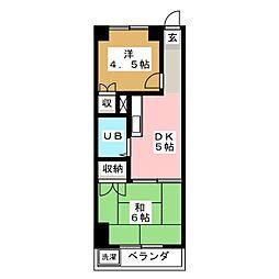 【敷金礼金0円!】チェリーコーポ
