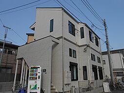 神奈川県横浜市港北区新吉田東2丁目の賃貸アパートの外観