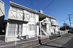 埼玉県加須市旗井1丁目の賃貸アパートの外観