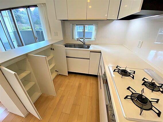 キッチン約4....