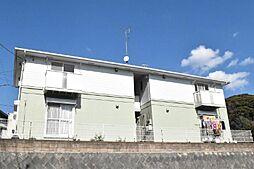 ドエル東寺山[201号室]の外観