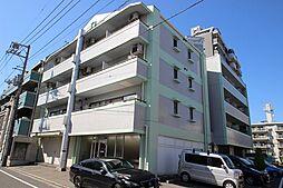 広島県広島市中区千田町2丁目の賃貸マンションの外観