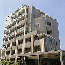 東京都新宿区上落合2丁目の賃貸マンションの外観