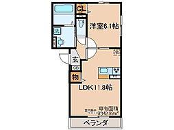 木幡駅 7.8万円