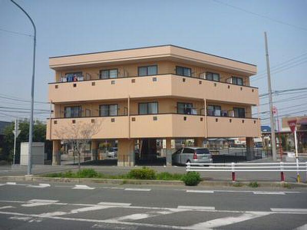 ジェンティール松原 2階の賃貸【愛知県 / 豊橋市】