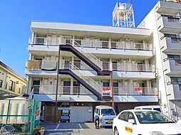 奈良県奈良市北之庄西町1丁目の賃貸マンションの外観