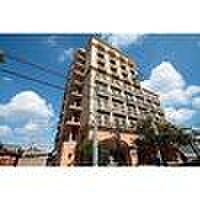 大阪府大東市住道1丁目の賃貸マンションの外観