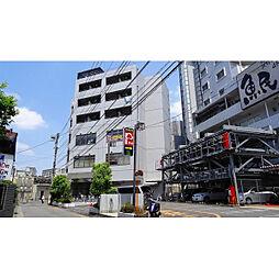 日佑狭山マンション[6階]の外観