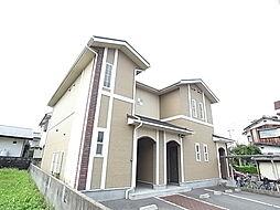 兵庫県姫路市広畑区西夢前台7丁目の賃貸アパートの外観
