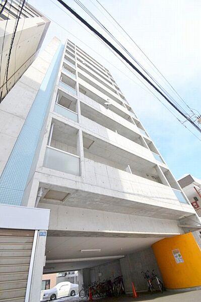 パルティーレ平岸[8階]の外観