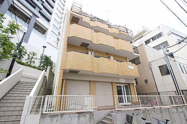 ライオンズマンション横須賀中央第2[404号室]の外観