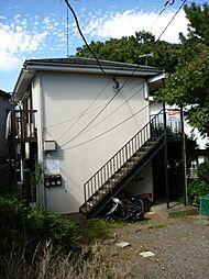 神奈川県藤沢市本町1丁目の賃貸アパートの外観