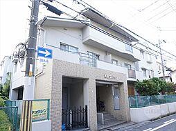 穂波マンション[1階]の外観