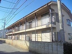 緑ハイツ[1階]の外観