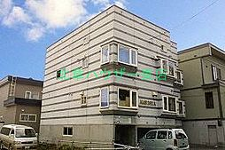 北海道札幌市東区北二十六条東2丁目の賃貸アパートの外観