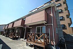 [タウンハウス] 福岡県久留米市小森野2丁目 の賃貸【/】の外観