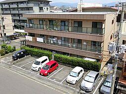 大阪府茨木市真砂1の賃貸マンションの外観