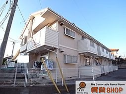 千葉県習志野市藤崎1丁目の賃貸アパートの外観