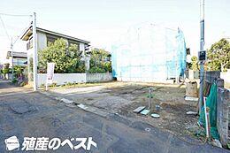 小金井市東町3丁目の売地です。JR中央線「東小金井」駅徒歩約8分の便利な立地です。