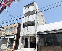 京都府京都市下京区来迎堂町の賃貸マンションの外観