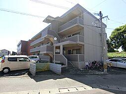 福岡県久留米市宮ノ陣4丁目の賃貸アパートの外観