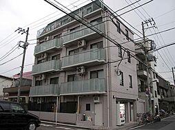 東京都足立区千住緑町2丁目の賃貸マンションの外観
