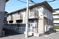 岡山県岡山市南区浜野1丁目の賃貸アパートの外観