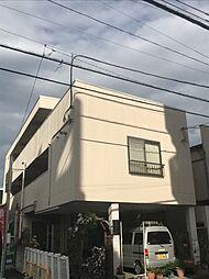 落合コーポ[3階]の外観