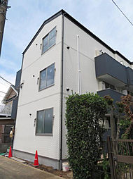 神奈川県横浜市港南区笹下1丁目の賃貸アパートの外観