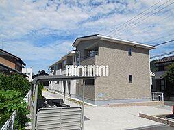岐阜県岐阜市琴塚3の賃貸アパートの外観