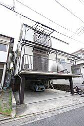 山本荘アパート[201号室]の外観