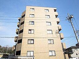 栃木県宇都宮市下戸祭2丁目の賃貸マンションの外観