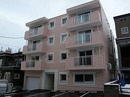 バニラシード白石[1階]の外観