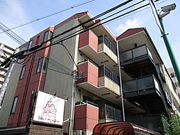 大阪府門真市宮野町の賃貸マンションの外観