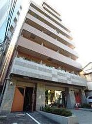 東京都渋谷区東4丁目の賃貸マンションの外観
