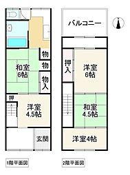 桃谷駅 880万円
