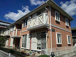 神奈川県横浜市港北区大倉山4丁目の賃貸マンションの外観