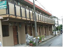 パルデンス長岡京[101号室]の外観
