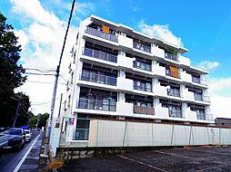 東京都小平市小川東町4丁目の賃貸マンションの外観